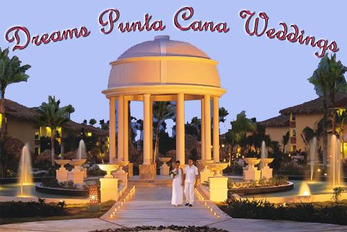 Dreams Punta Cana Weddings