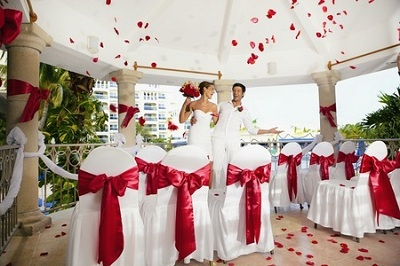Tropical Caribbean Destination Wedding Sites
